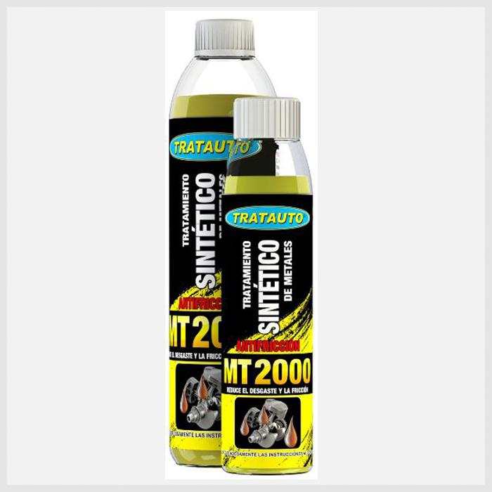 MT2000 Synthetic Metal Treatment Monodose