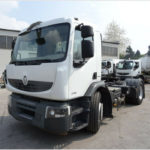 Cabina Scania Renault Premium DXI