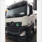 Cabina Mercedes Actros MP IV año 2013